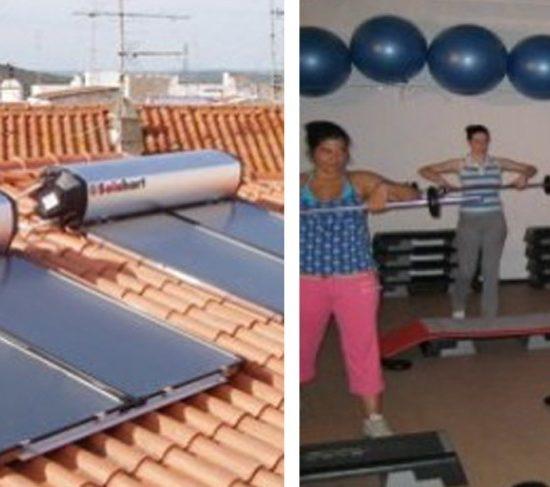 Energia Solar Térmica – Outros projectos